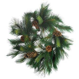 "24"" Christmas Pine Wreath"