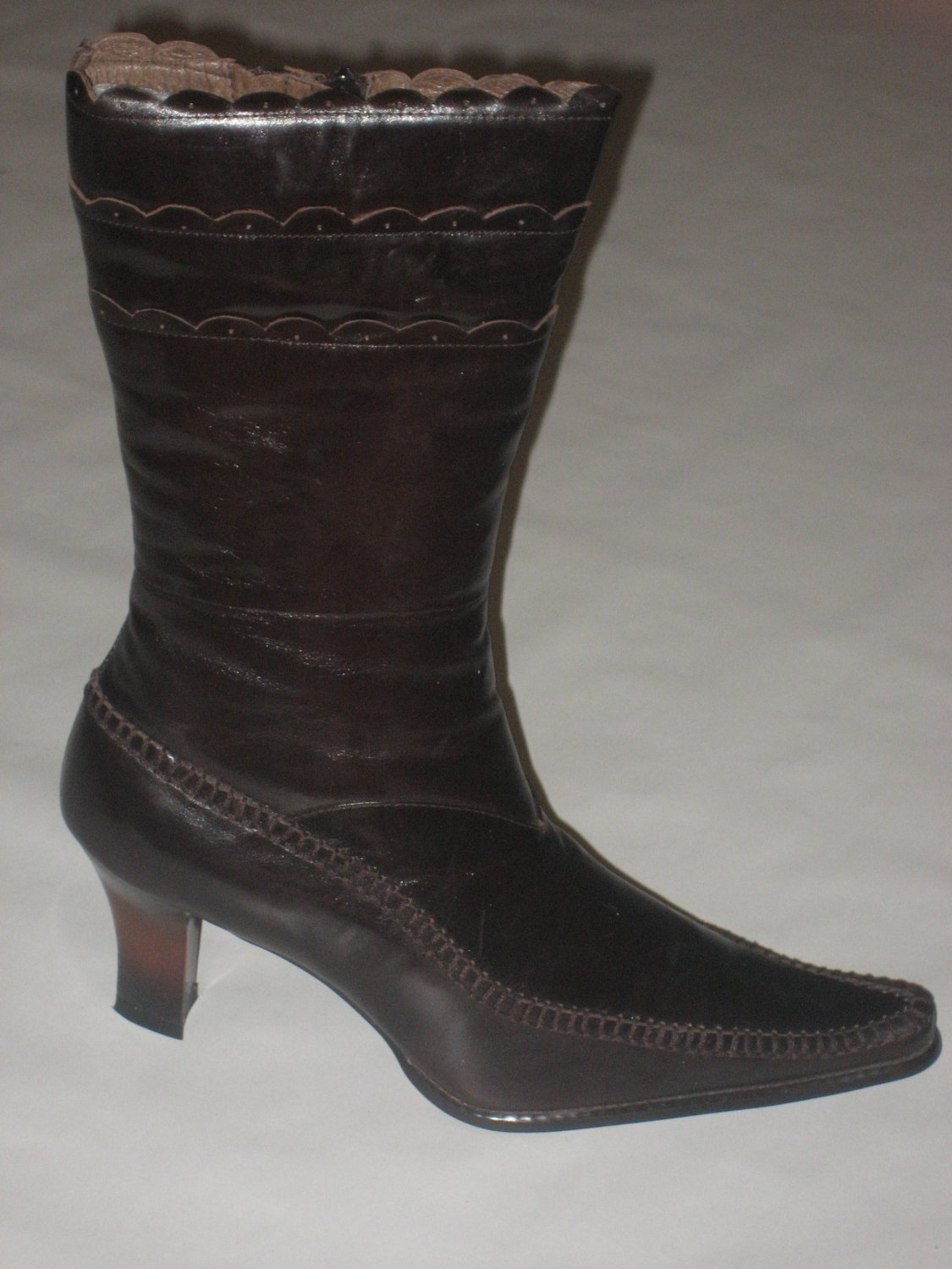 All Fit Genuine Leather Boots: