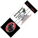 Adult Ticket: Seattle Majestics vs. Sacramento Sirens (05/17/08)