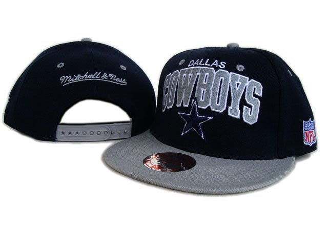 Dallas Cowboys Snapback Hat /Mitchel and Ness