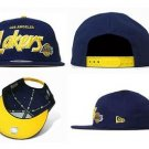 Los Angeles Lakers Snapback Hat