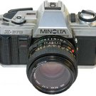 Konica Minolta X-370 35mm SLR Film Camera Body Only