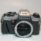 Pentax Program Plus 35mm SLR Film Camera / 50mm 1:2 Lens