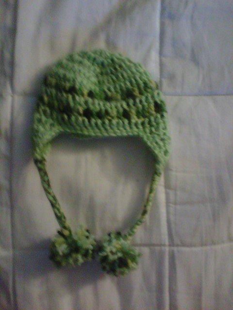 Greenie Beanie