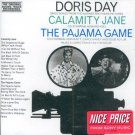 "Doris Day-2 LP's On 1 CD:  ""Calamity Jane""/""The Pajama Game"" (Import)"
