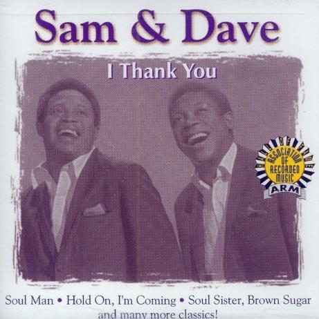 Sam & Dave-I Thank You (Import)