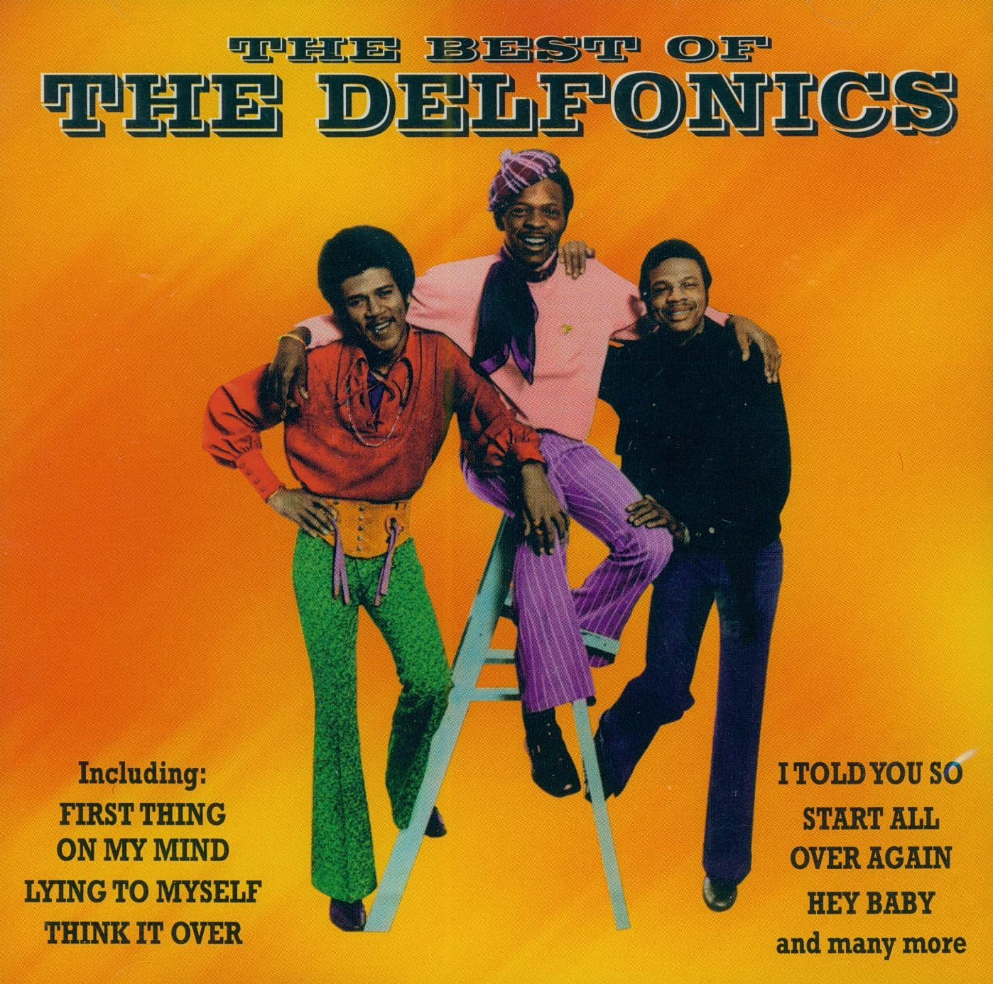 The Delfonocs-The Best Of (Import)