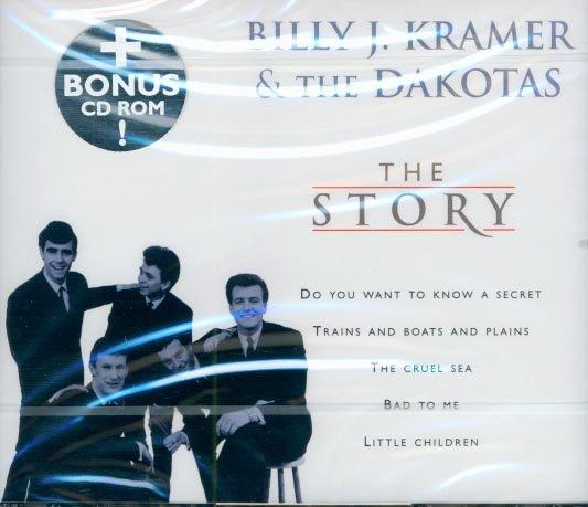 Billy J. Kramer & The Dakotas-The Story (Box Set) (Import)