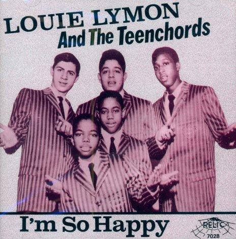 Lewis Lymon & The Teenchords-I'm So Happy