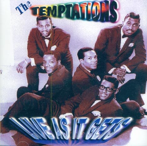 The Temptations-Live As It Gets