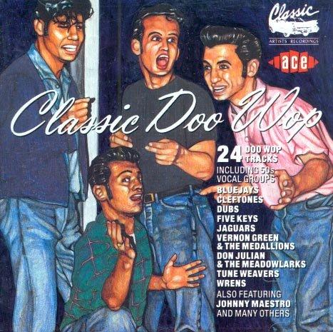 V/A Classic Doo Wop (Import)