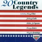 V/A 20 Country Legends (Import)
