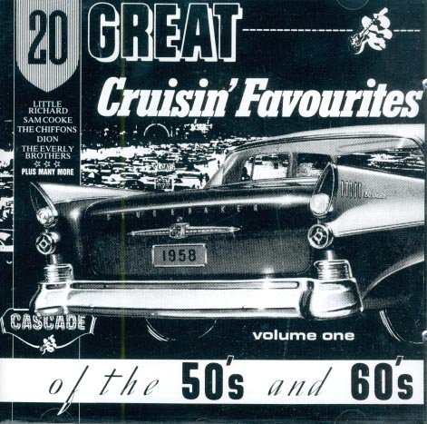 V/A Great Cruisin' Favourites Of The 50s & 60s, Volume 1 (Import)