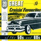 V/A Great Cruisin' Favourites Of The 50s & 60s, Volume 2 (Import)