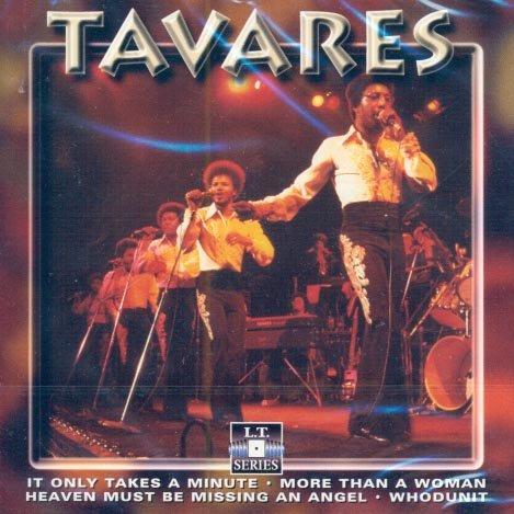 Tavares-Live! (Import)