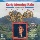 Gordon Lightfoot-The Best Of-Early Morning Rain (Import)