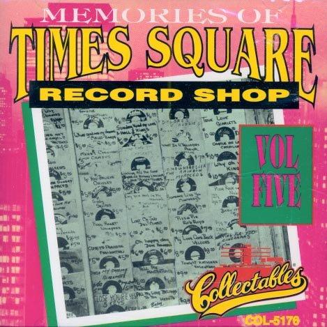 V/A Memories Of Times Square Record Shop, Vol. 5