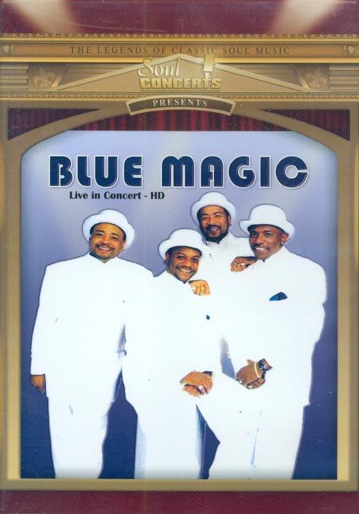 Blue Magic-Live In Concert