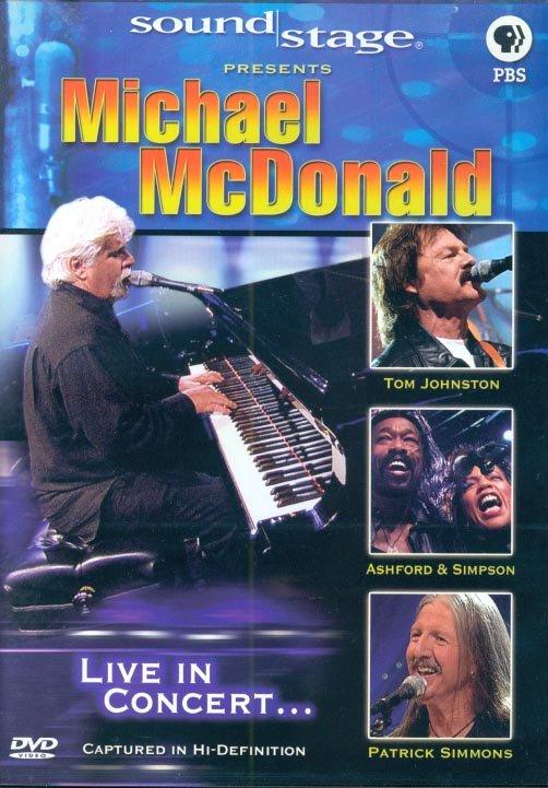 Soundstage Presents Michael McDonald-Live In Concert