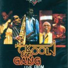 Kool & The Gang-Live From The House Of Blues