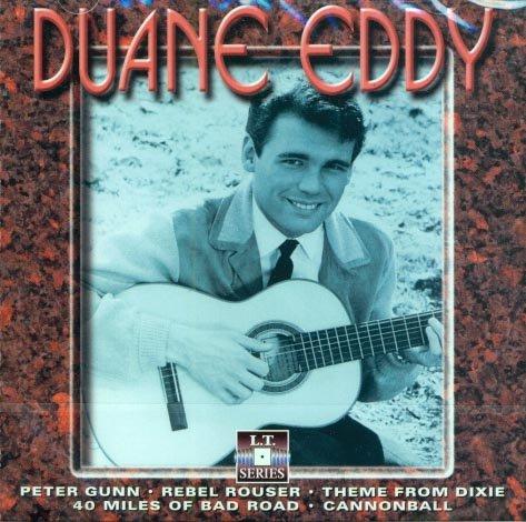 Duane Eddy-The Guitar Man (Import)