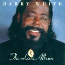 Barry White-The Love Album