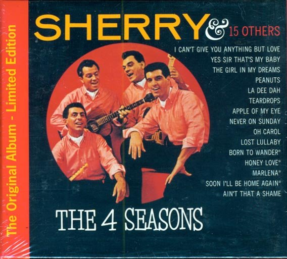The Four Seasons-Sherry & 15 Others (Import)