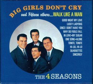 The Four Seasons-Big Girls Don't Cry & 15 Others Limited Edition (Import)