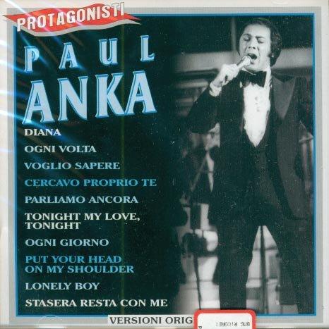 Paul Anka-Protagonisti (Import)