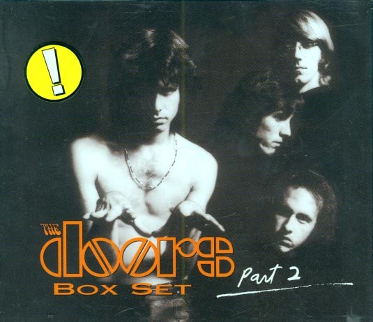 Doors-Box Set, Part 2 (Import)