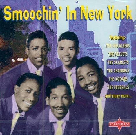 V/A Smoochin' In New York (Import)