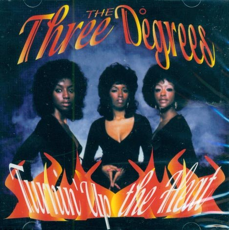 The Three Degrees-Turnin' Up The Heat
