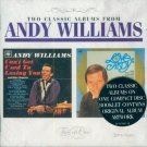 "Andy Williams-""Can't Get Used To Losing You""/""Love Andy"" (Import)"