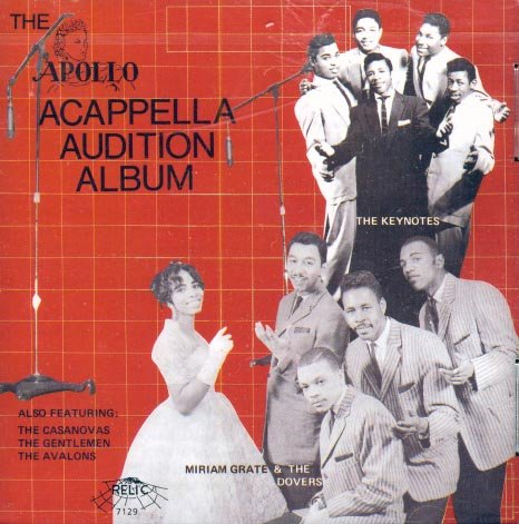 V/A The Apollo Acappella Audition Album