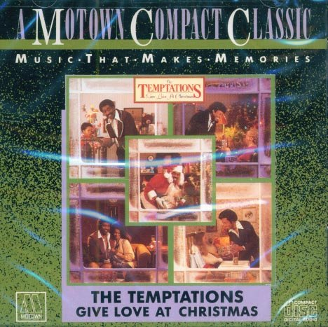 The Temptations-Give Love At Christmas
