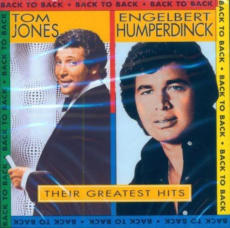 Tom Jones and Engelbert Humperdinck-Their Greatest Hits