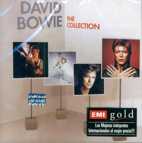 David Bowie-The Collection (Import)