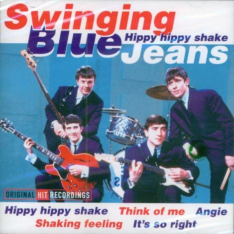 Swinging Blue Jeans-Hippy Hippy Shake (Import)