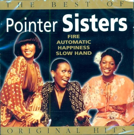 Pointer Sisters-The Best Of