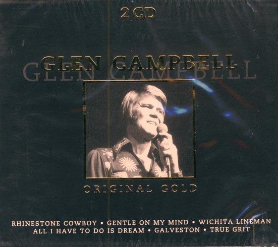 Glen Campbell-Original Gold (2 CDs)