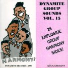 V/A Dynamite Group Sounds, Volume 15 (Import)