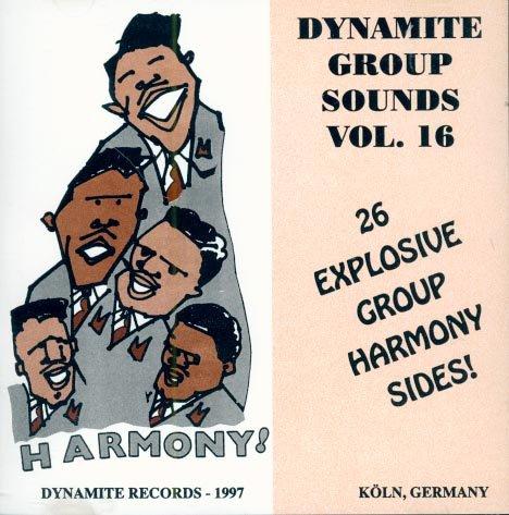 V/A Dynamite Group Sounds, Volume 16 (Import)