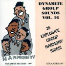 V/A Dynamite Group Sounds, Volume 16 (Import)