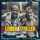 V/A The Leiber & Stoller Story, Vol. 3 1962-1969:  Shake 'Em Up & Let 'Em Roll