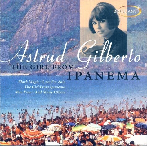 Astrud Gilberto-The Girl From Ipanema (Import)