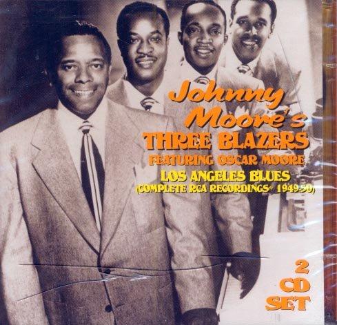 Johnny Moore's Three Blazers-Los Angeles Blues (Complete RCA Recordings 1949-1950)