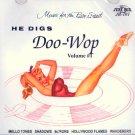V/A He Digs Doo Wop, Volume 1