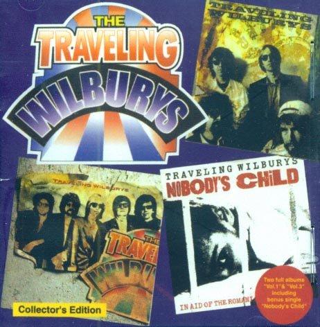 The Traveling Wilburys-Vol. 1/Vol. 3