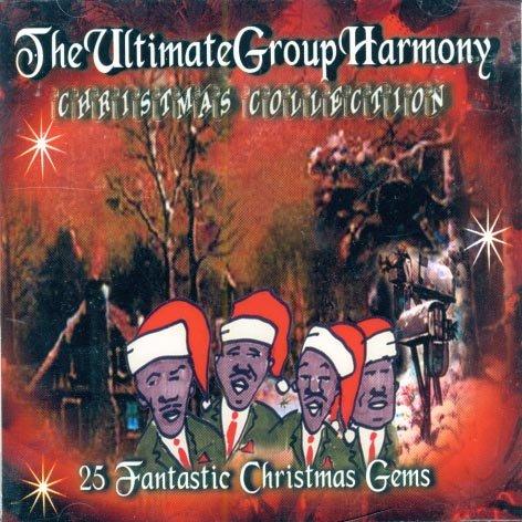 V/A The Ultimate Group Harmony Christmas Collection