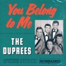 The Duprees-You Belong To Me